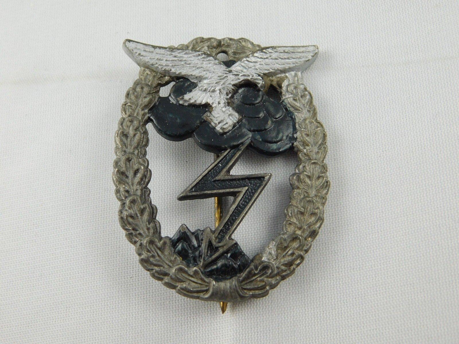 WWII German Luftwaffe Ground Combat Badge 1942-45 - Trade In