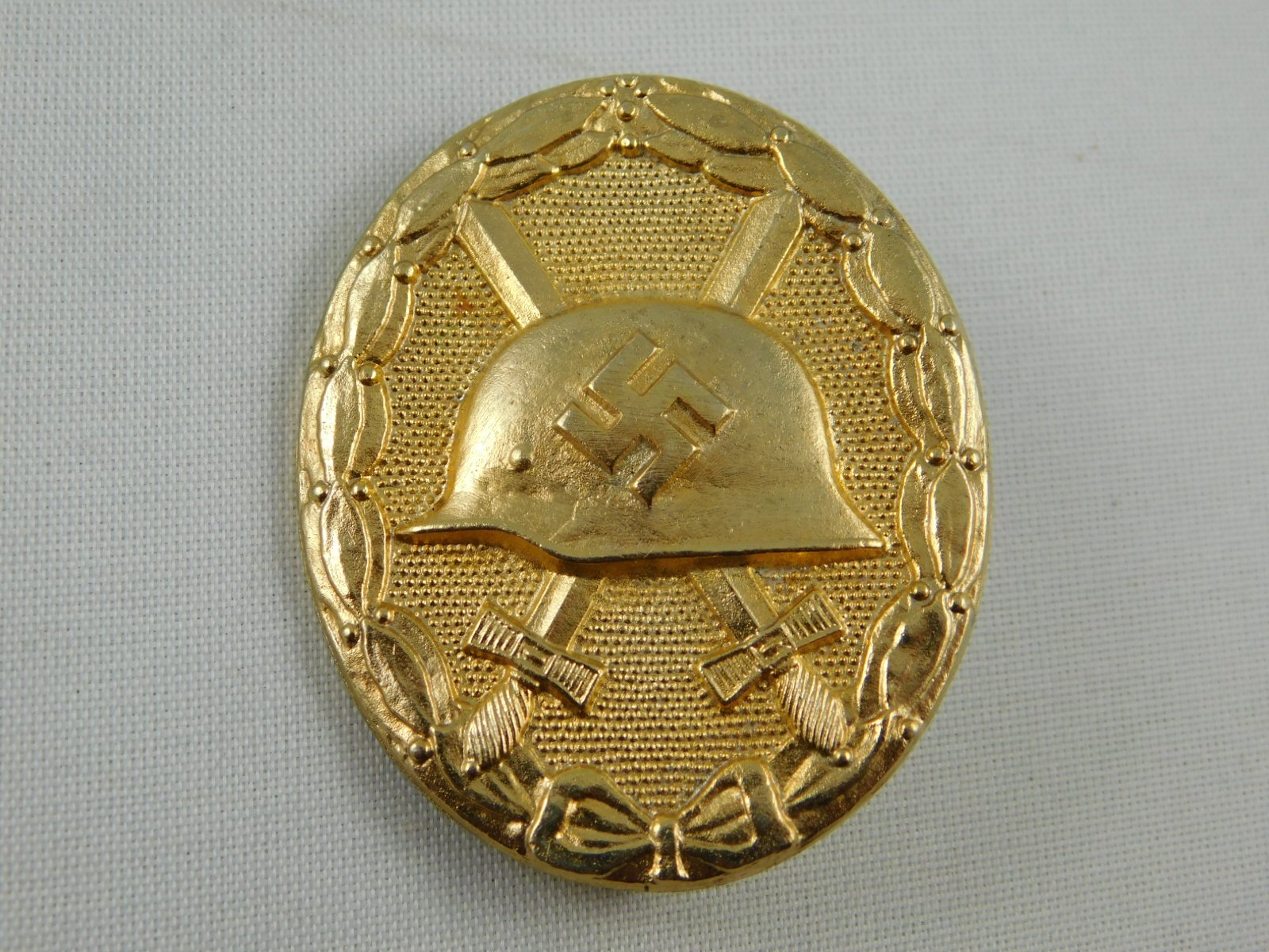 WWII German Wound Badge Gold