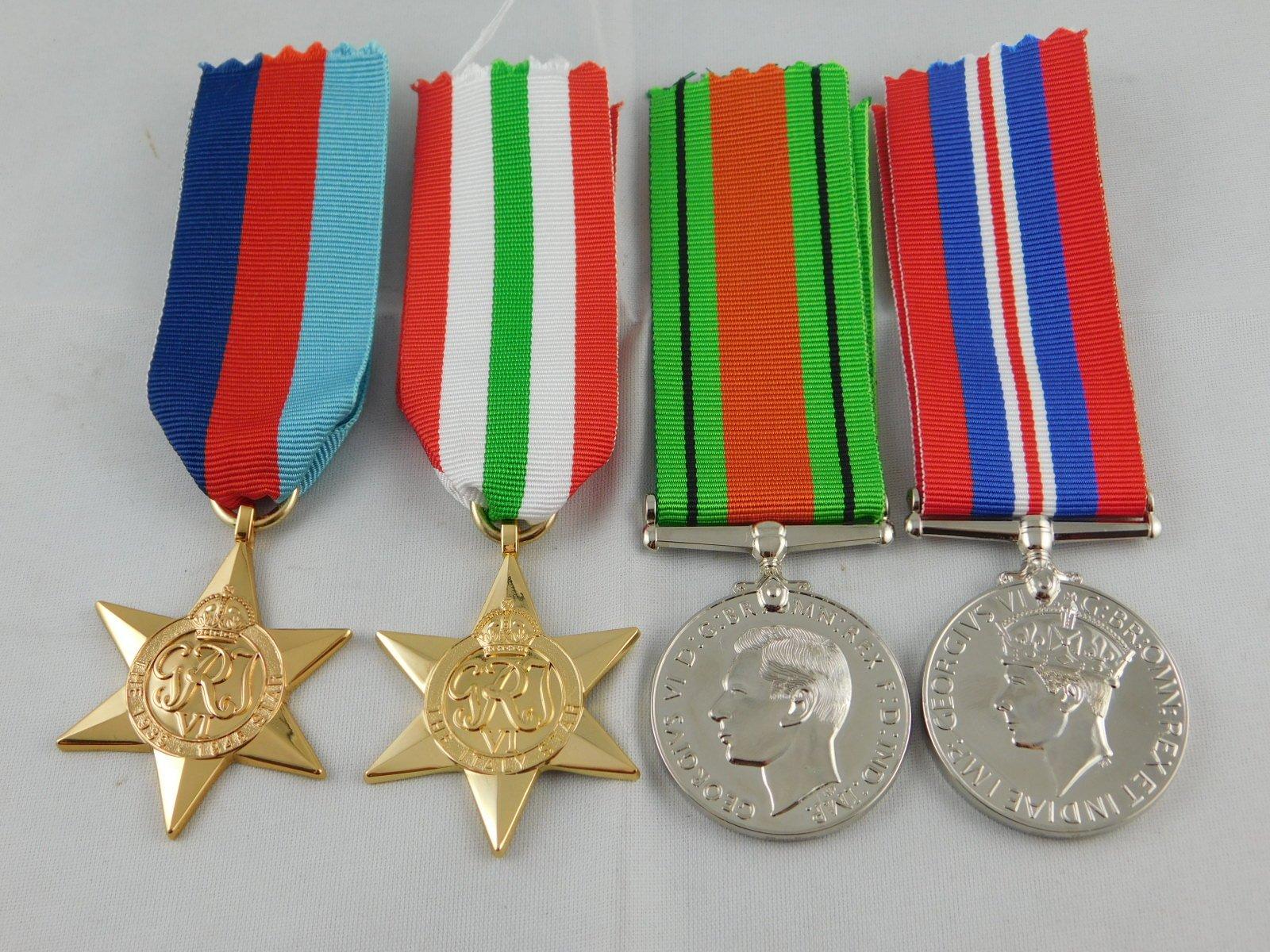 LENA: Replica medals nz