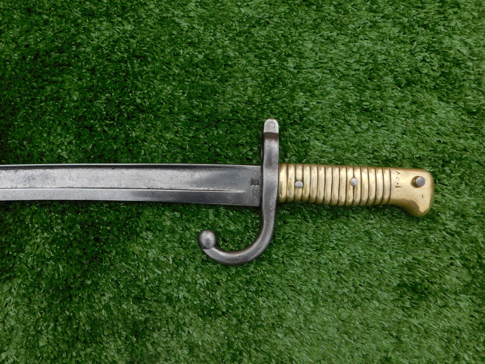 French M1866 Chassepot Bayonet Trade In Military