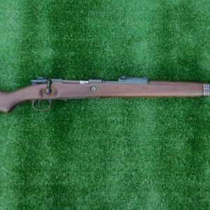 WWII Turkish Mauser Rifle dated 1939 - Trade In Military